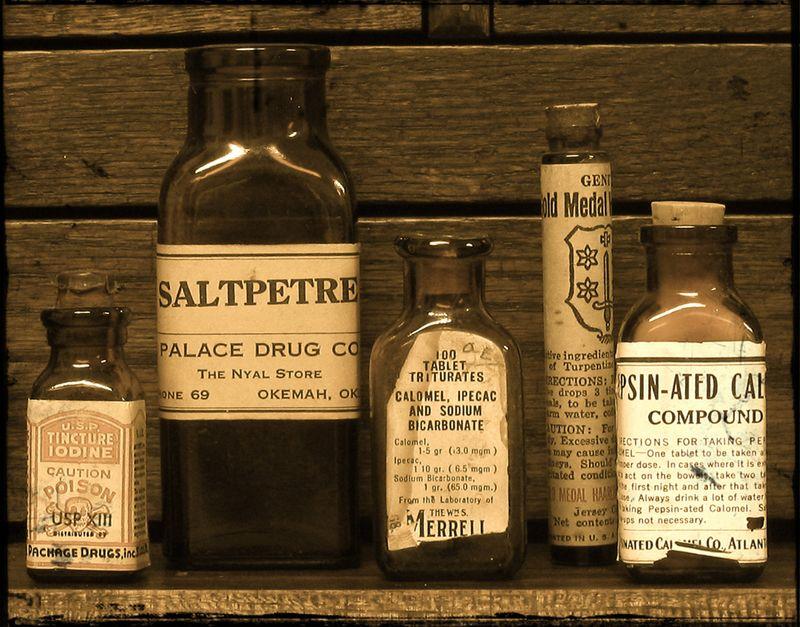 Brocante Bottles