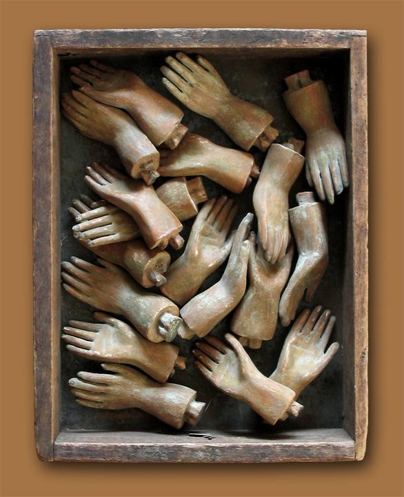 Saints Hands 3