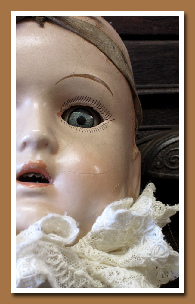 Porcelain Doll Head 3