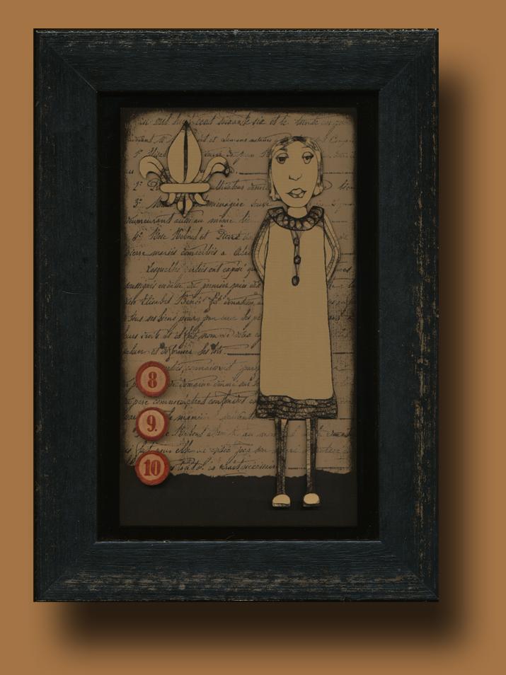 Scribble Frame 2
