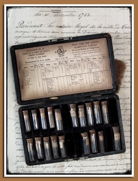 Watchmaker Vials