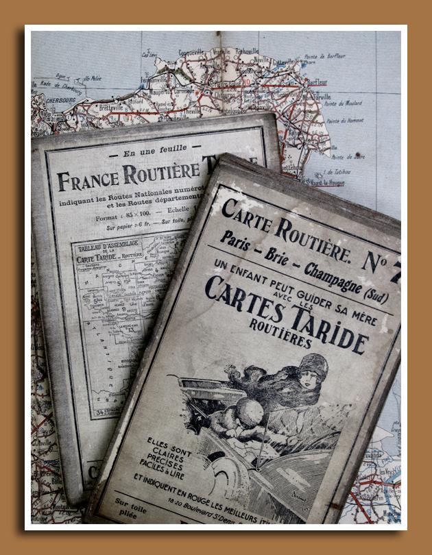 Carte Routiere a
