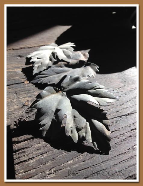Zinc Leaves