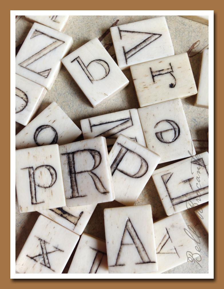 Letter Tiles 1