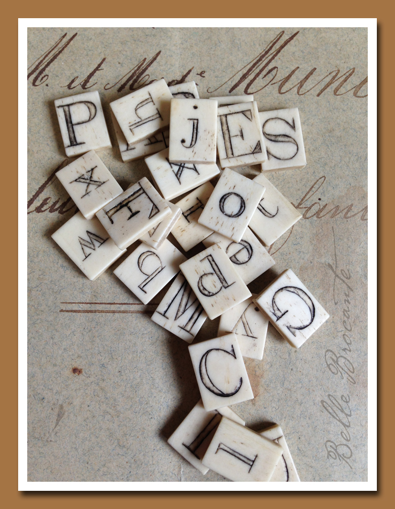 Letter Tiles 3