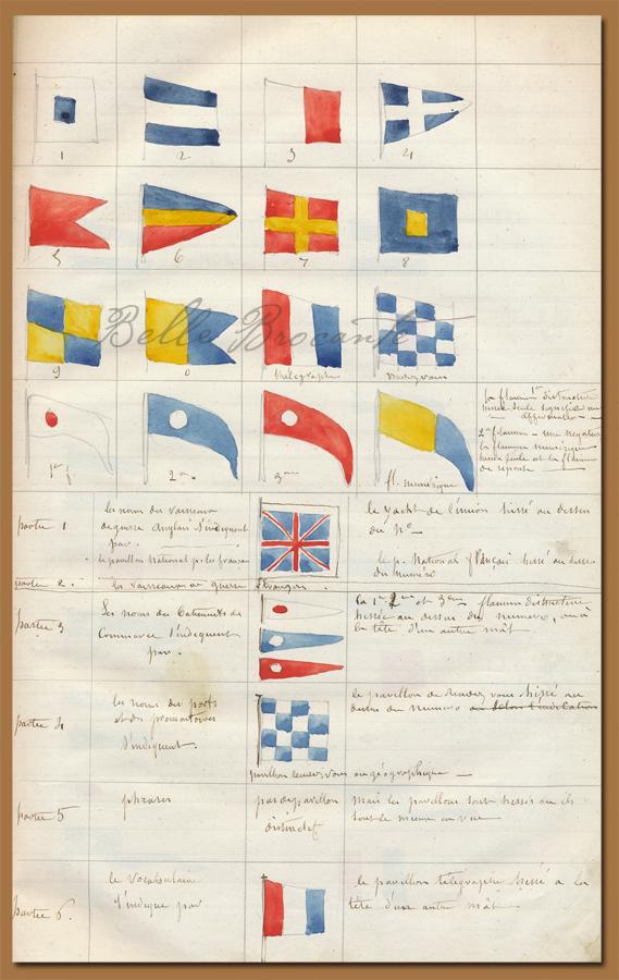 Marine Flags 2