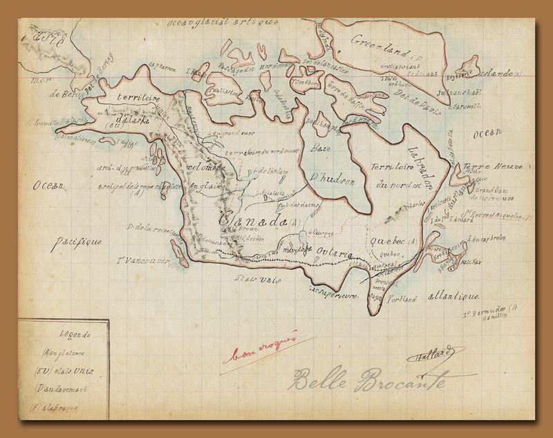 Carte 1897 A