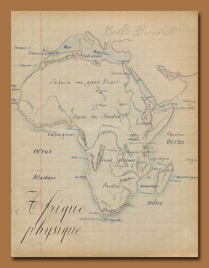 Carte 1897 E
