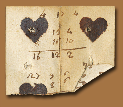 Playing Cards 1700s D
