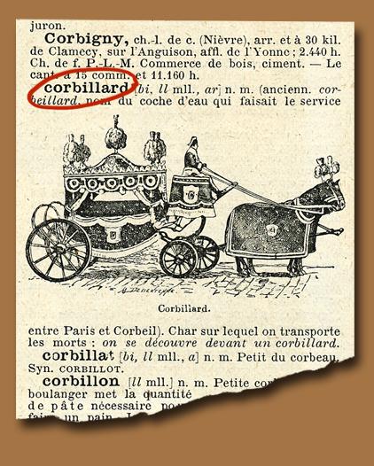 Corbillard