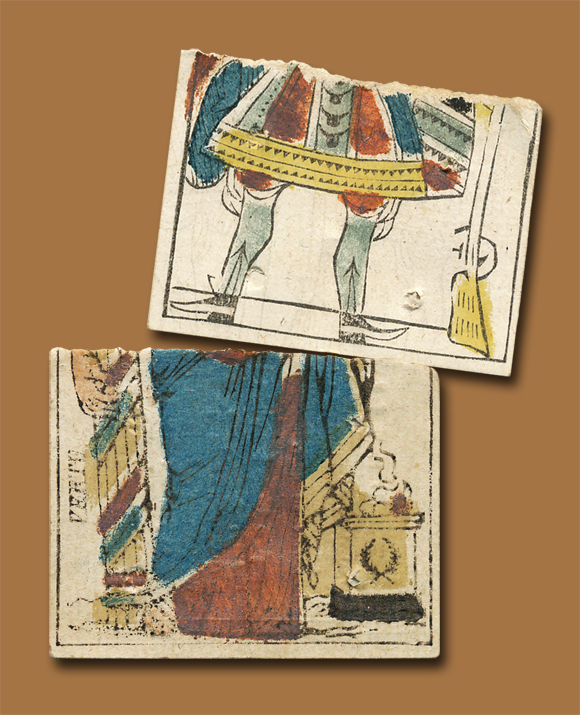Playing Cards 1700s B