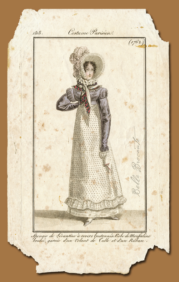 Costume Parisien