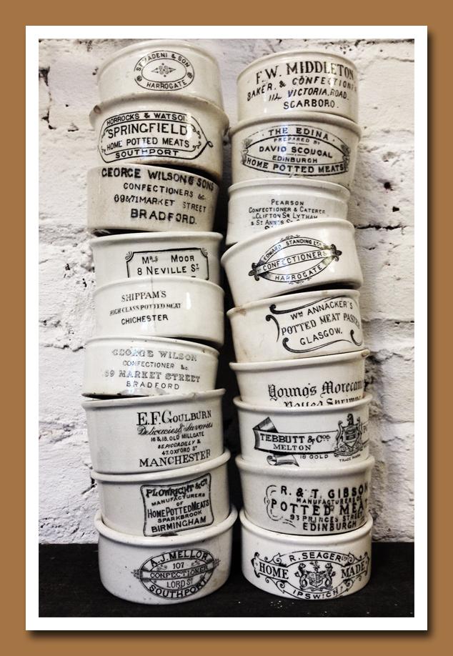 English Pots