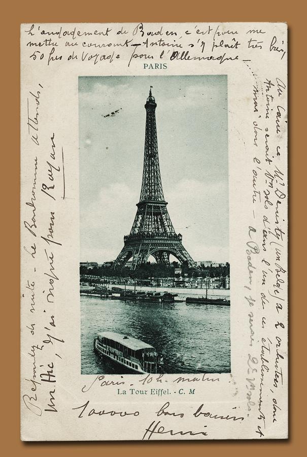 Eiffel 8