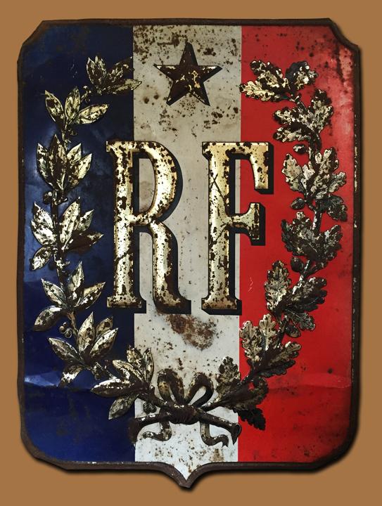 RF Plaque